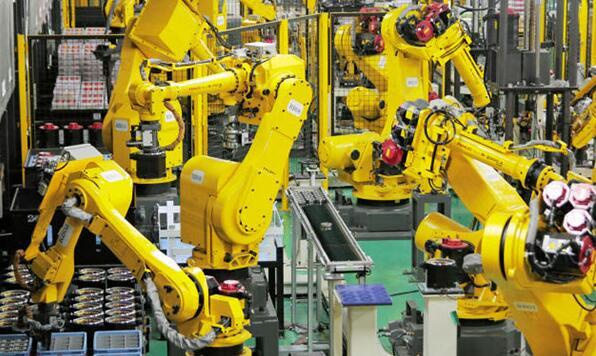 全球工业机器人市场2025年有望增至2.5倍