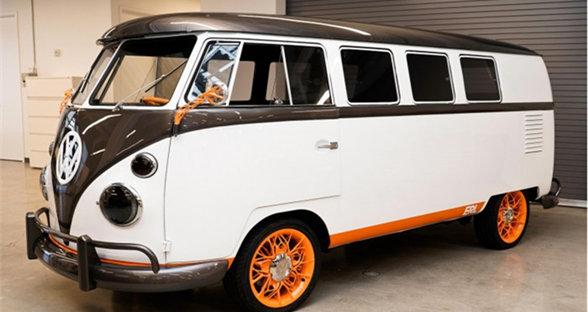 大众发布Type 20电动概念微型巴士