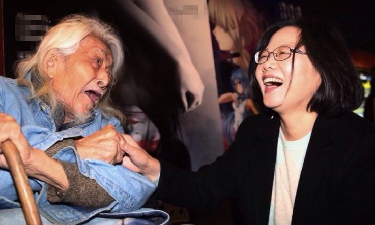 <b>102岁台独大佬称自己快要走了 台网友:白活一世</b>