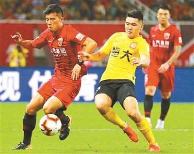 上港恒大均面对日本球队 中超双雄有望亚冠会师