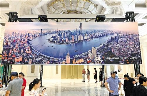 上海探索走出超大城市发展新路