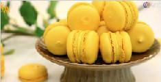 百香果汉堡马卡龙:拒绝齁甜,以胖为美
