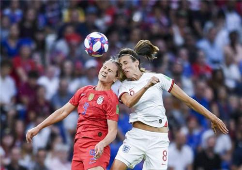 女足世界杯-英美大战凸显中国女足与世界顶级差距
