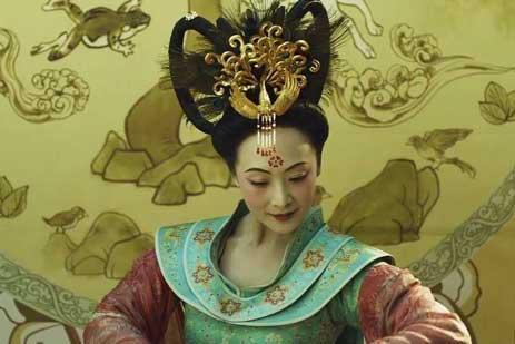 芙蓉冠、咬唇妆…唐代流行社交风潮了解下