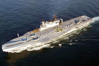 改造博物館計劃失敗 印度將拆解維拉特號航母
