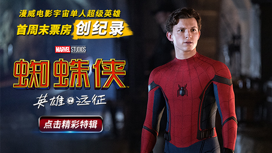 《蜘蛛侠:英雄远征》特辑 荷兰弟披挂上阵搏命