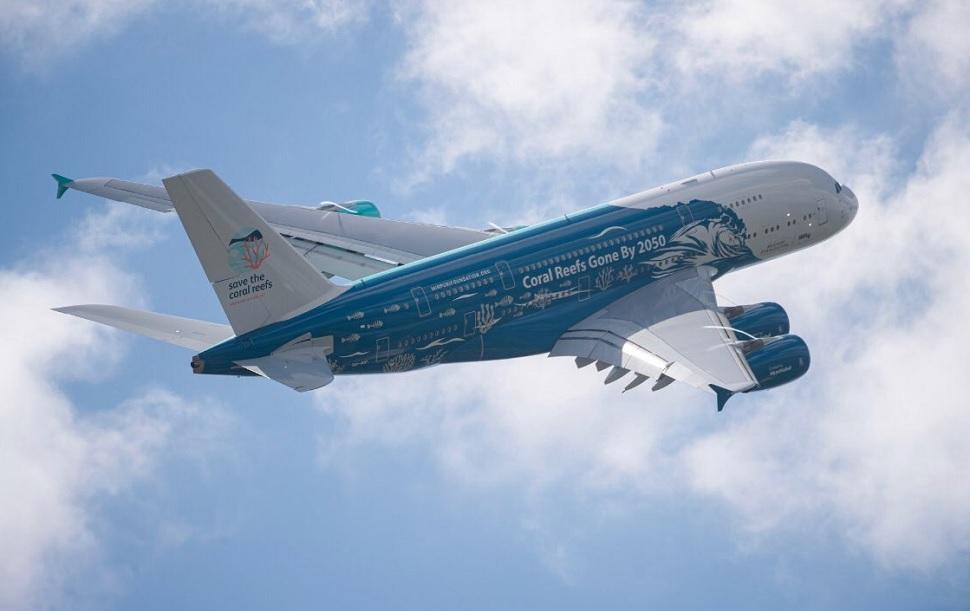 马达加斯加航空两架A340检修 紧急租用A380救急