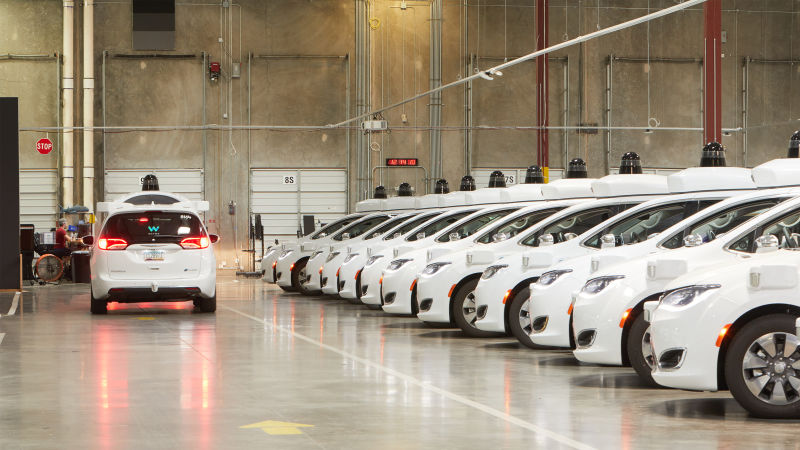 waymo 获准在加州用自动驾驶汽车运载乘客