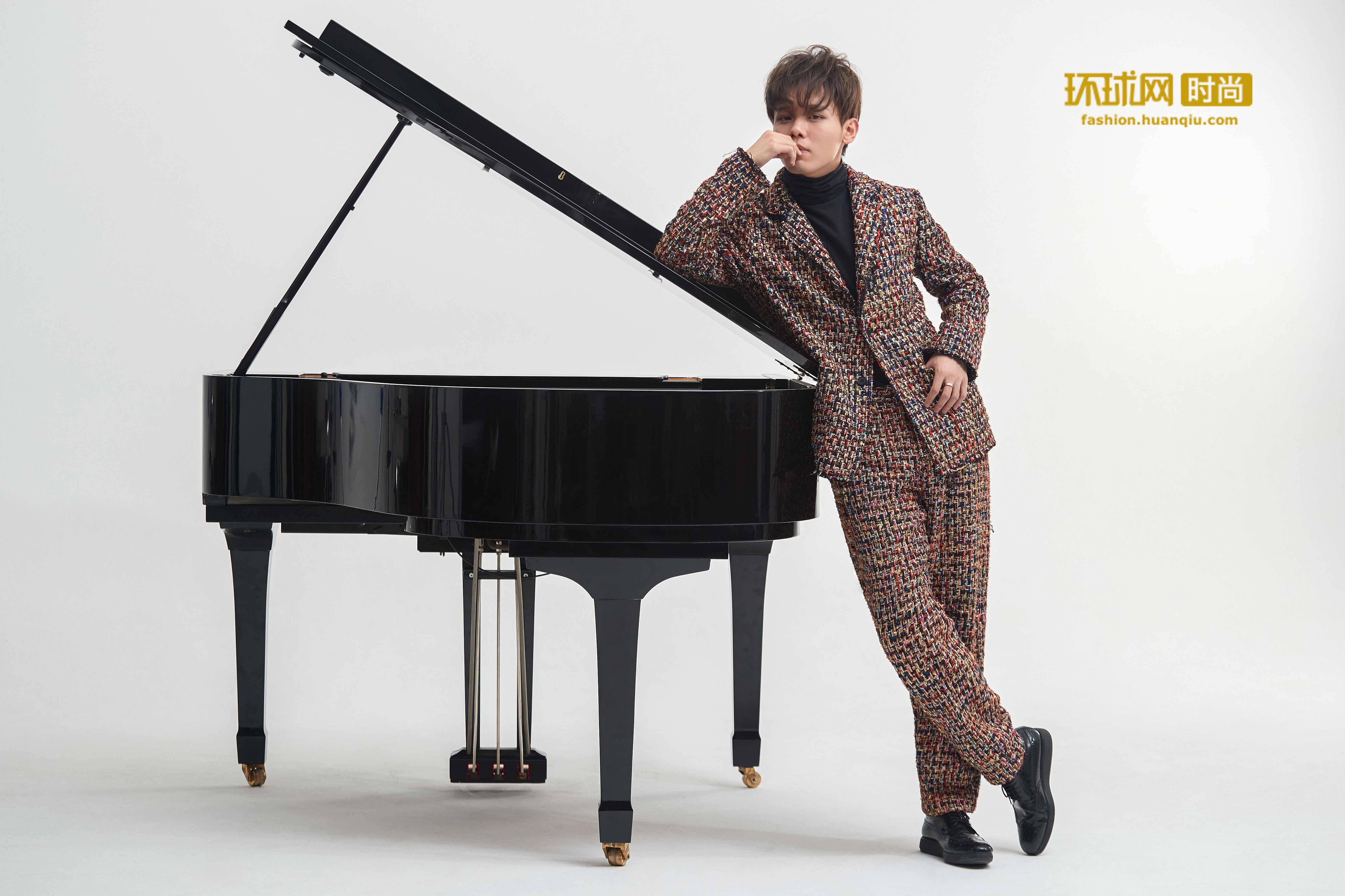 王超&宋宇航:钢琴家·钢铁侠