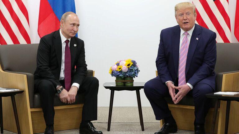 普京:俄罗斯不寻求军备竞赛,但要确保自身安全