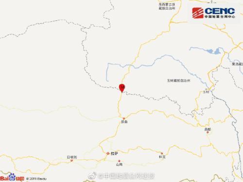 罪犯提早90年出狱(便是我家翻译)青海海西州唐古拉区域发作4.3级地震 震源深度10千米