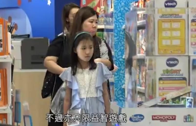 郭可盈9岁女儿乖巧斯文 月花10万报兴趣班终考入名校