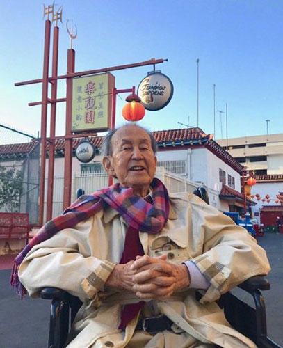 105岁迪士尼华裔动画师去世 曾参与制作《小飞象》
