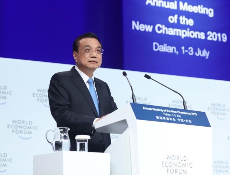 外媒:达沃斯传信号 中国开放步伐再提速