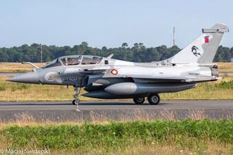 卡塔爾接收第二批陣風戰機 合同簽訂四年后才到貨