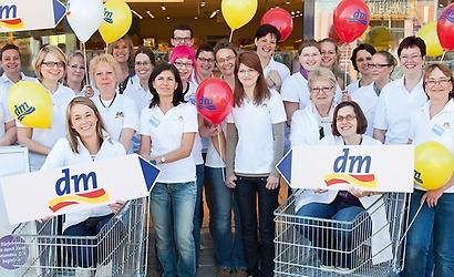 德国连锁超市dm接入支付宝 方便中国游客购物