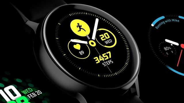 三星将为Galaxy Watch Active 2带来心电图功能