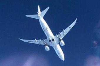 看看離克里米亞多近!俄飛行員拍下攔截美機畫面