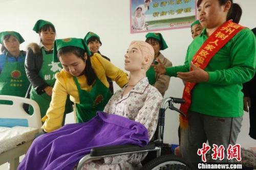 发改委:去年中国家政服务从业人员总量逾3000万人