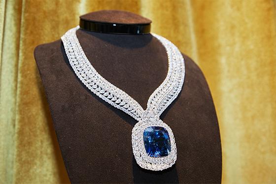 IRIS Jewelry皇室珍稀珠宝展暨新展厅落成开幕酒会闪耀上海