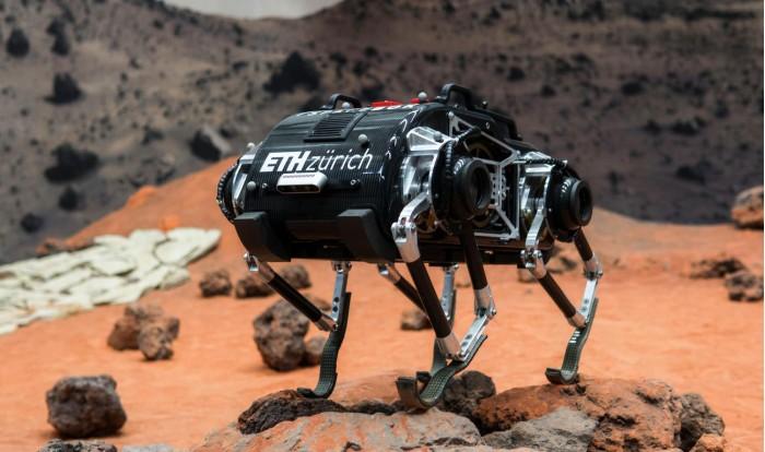 研究人员研发专为太空探索设计的跳跃机器人