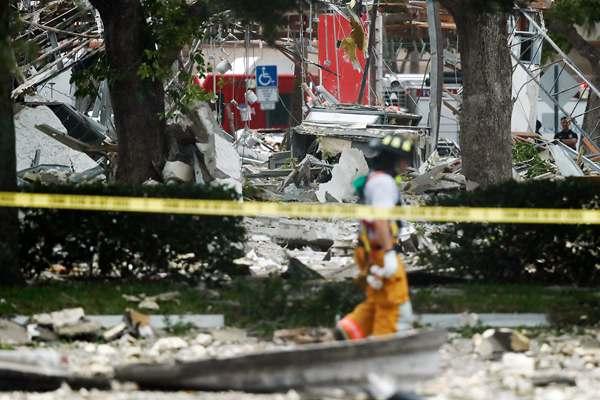 美佛羅里達州一購物中心發生爆炸 致23人受傷