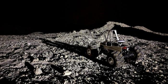 NASA签560万美元合同 打造手提箱大小的月球车