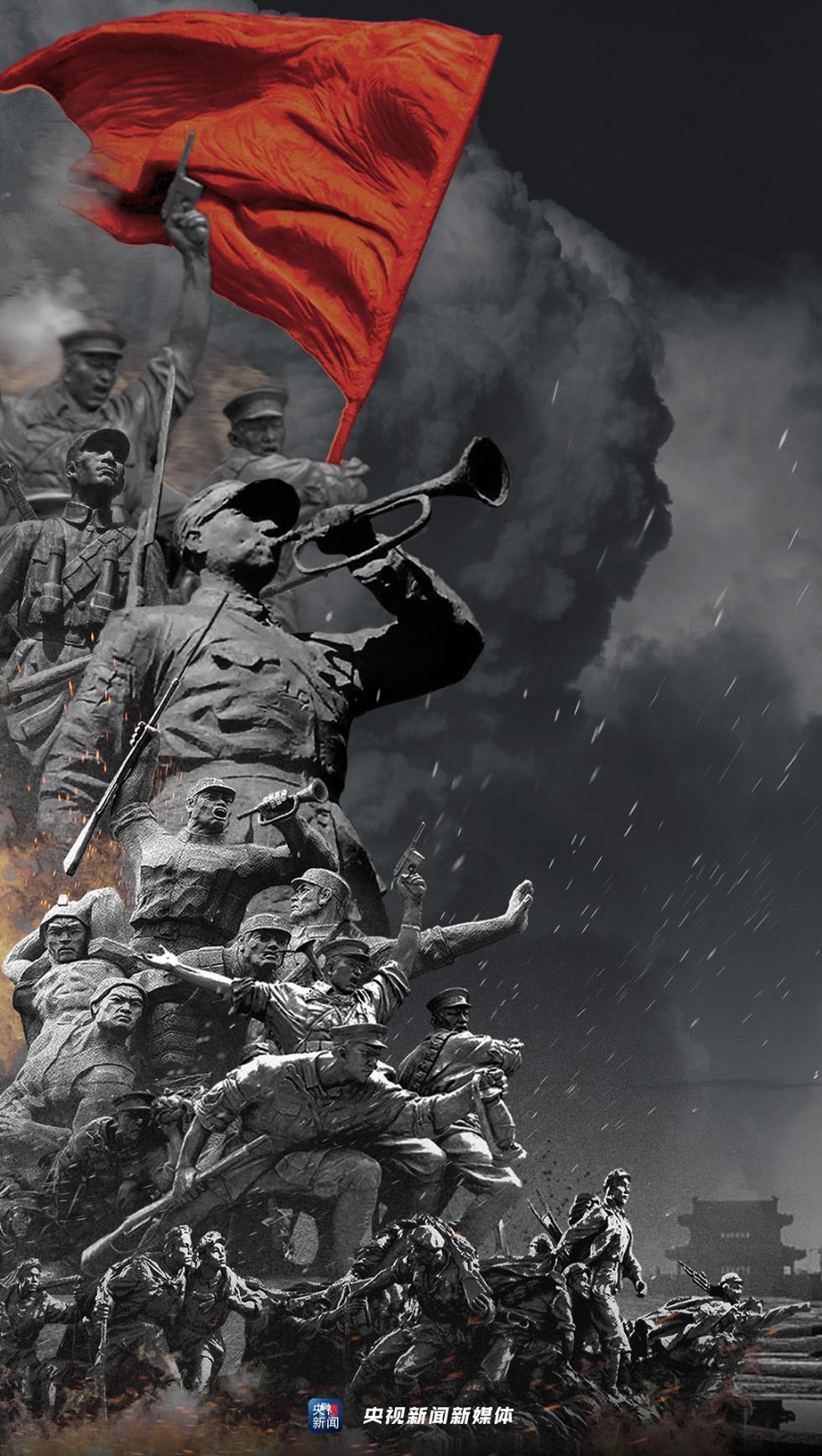 习近平:伟大抗战精神永远激励我们