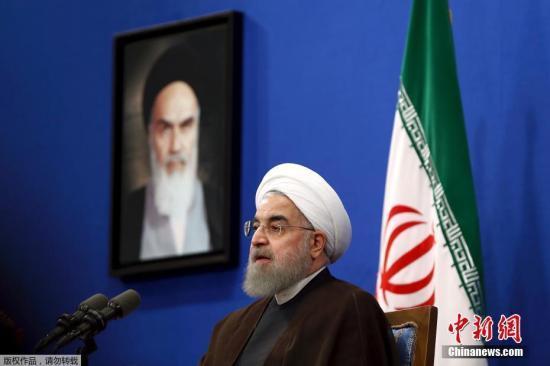 法伊总统商定15日前寻求恢复伊核协议对话问题办法