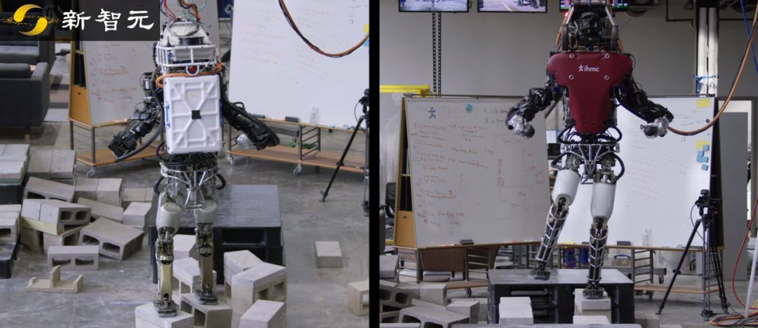 波士顿动力Atlas机器人完美自主导航