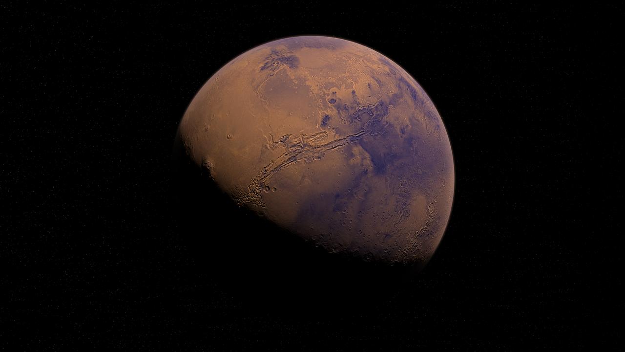 院士透露我国将2020年探测火星:错过要再等两年