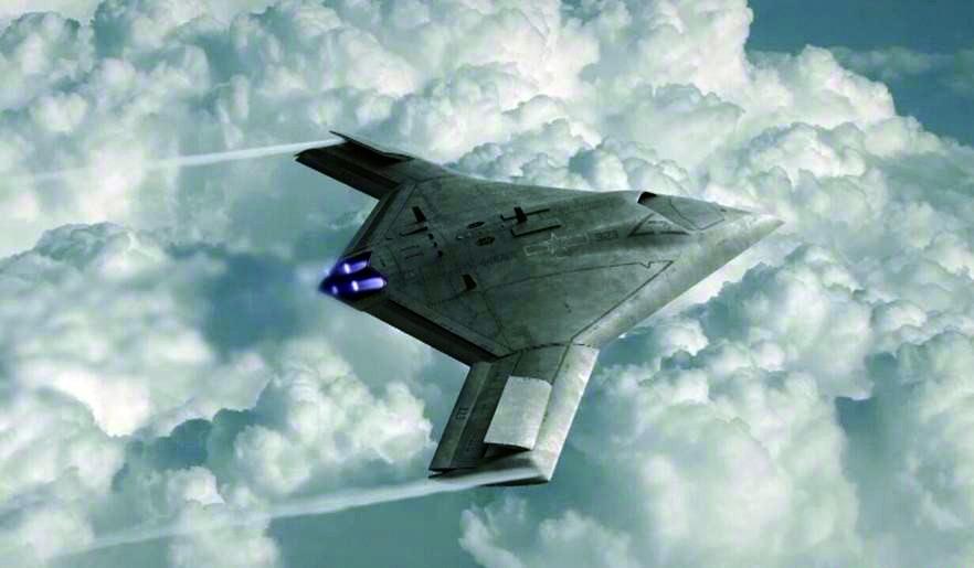 鹘鹰和歼20均有上舰潜力 飞翼无人机亮相令人期待