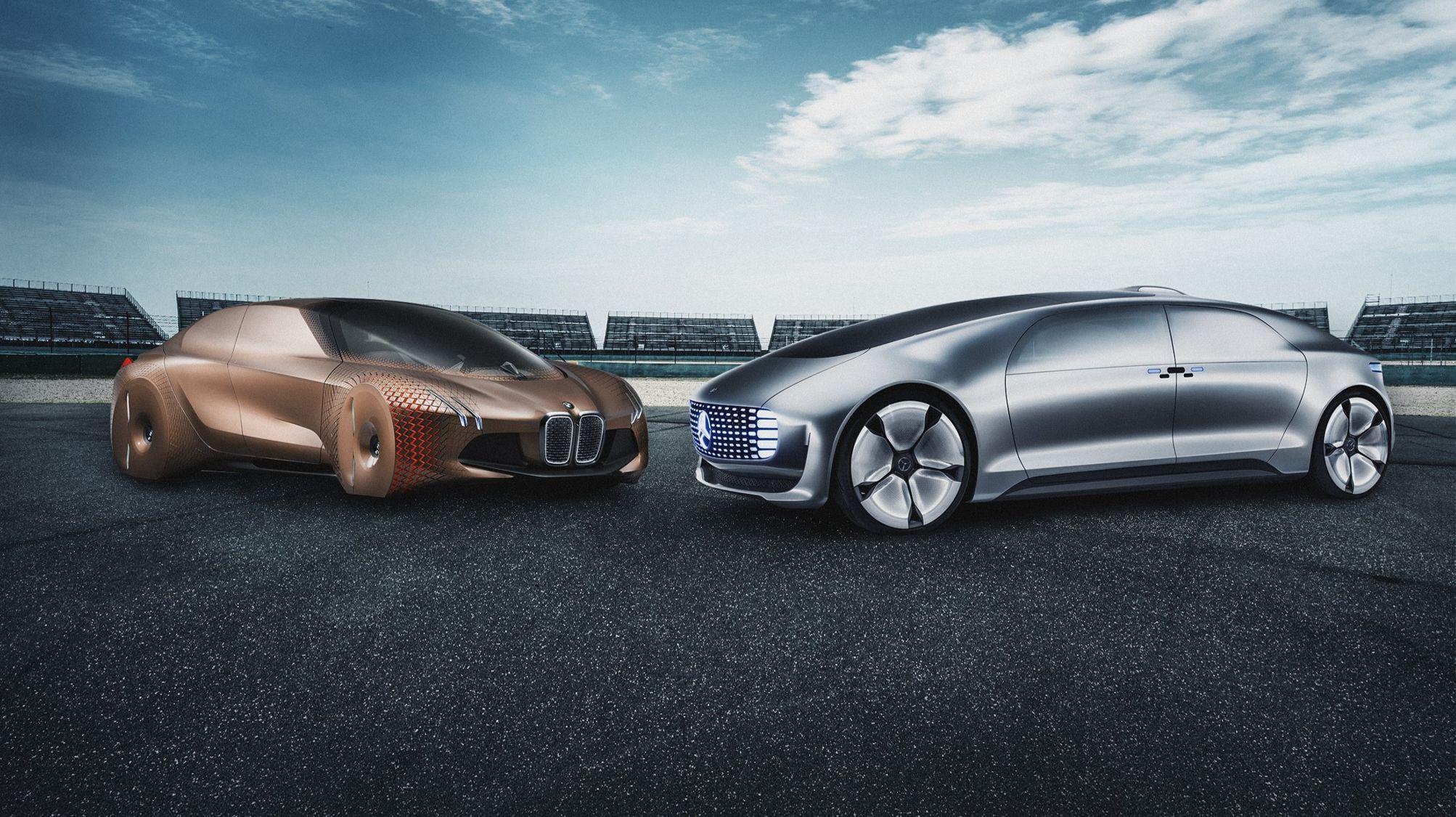 宝马与戴姆勒联手开发自动驾驶 应对利润危机