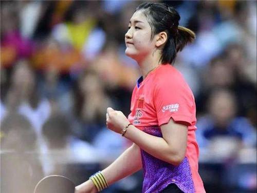 韩国公开赛:国乒包揽男、女单打冠军