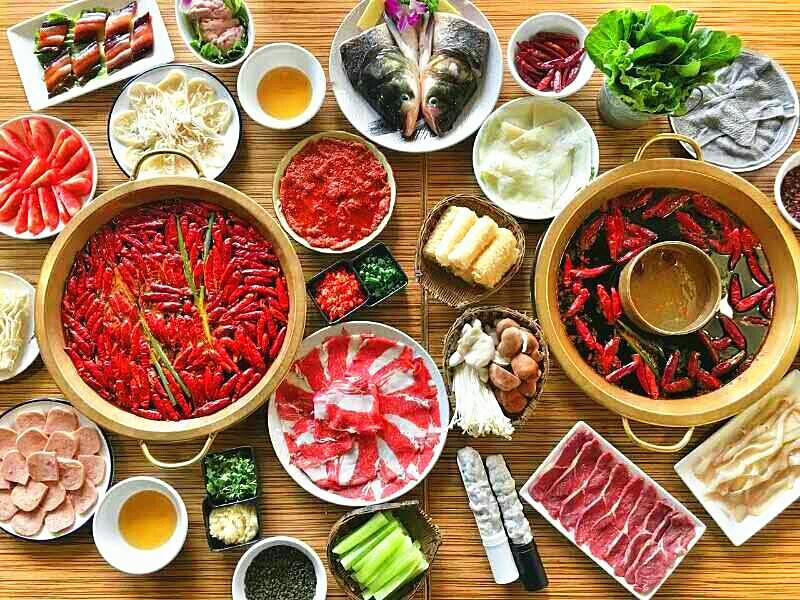 餐饮业持续增长,细分领域亮点多:火锅市场蕴藏万亿元商机