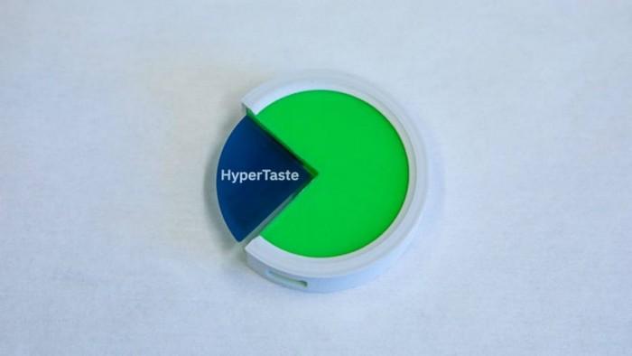 IBM Hypertaste 电子舌头使用AI快速识别液体