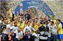 美洲杯分红:巴西1350万美元阿根廷800万 日本400万