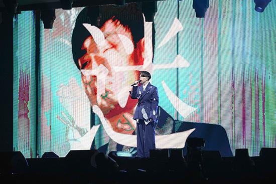 林宥嘉合肥开唱 歌单更新现场解锁《残酷月光》