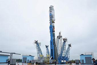 俄运载火箭发射33颗卫星 包括美国和德国卫星
