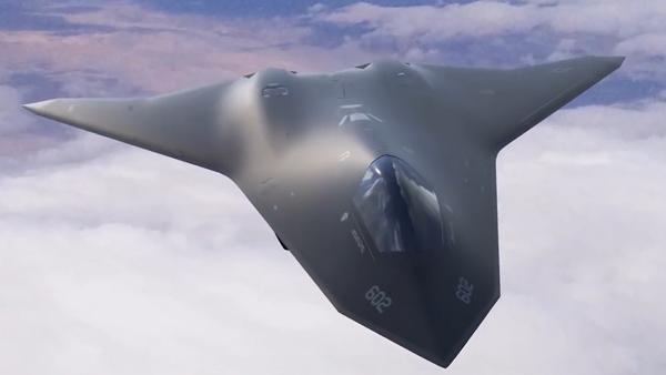 美國未來戰斗機細節曝光 正設法突破5倍音速極限