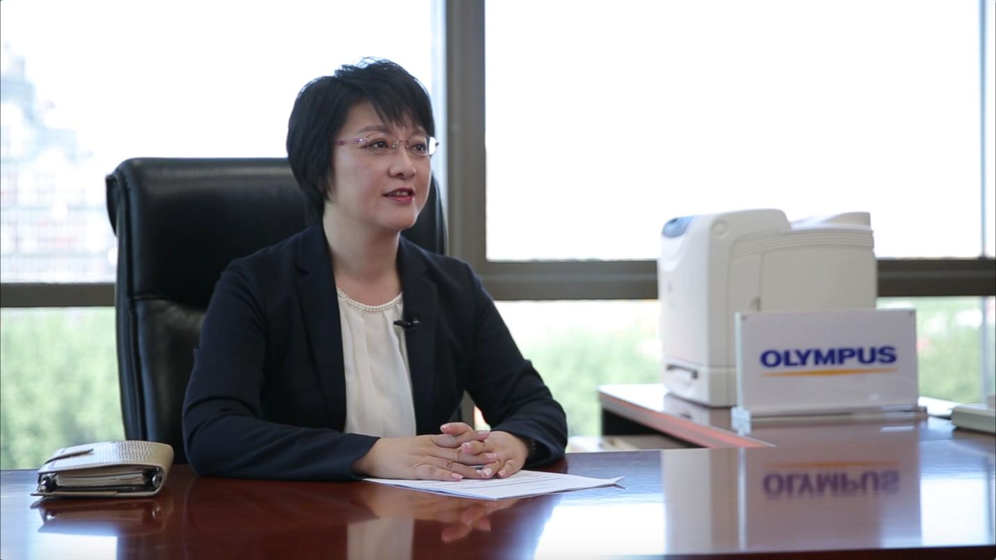百年奥林巴斯:科技助力中国百姓健康事业