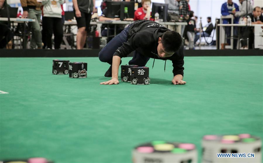 浙江大学斩获机器人足球世界杯冠军 校史第四冠