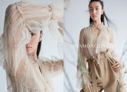 绽放年轻力量  地素时尚引入全新品牌代言人