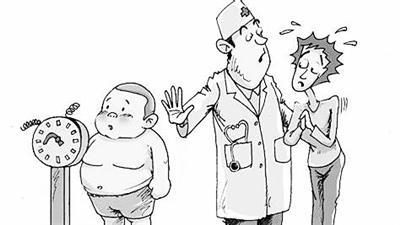 人类现有环境可能易致肥胖