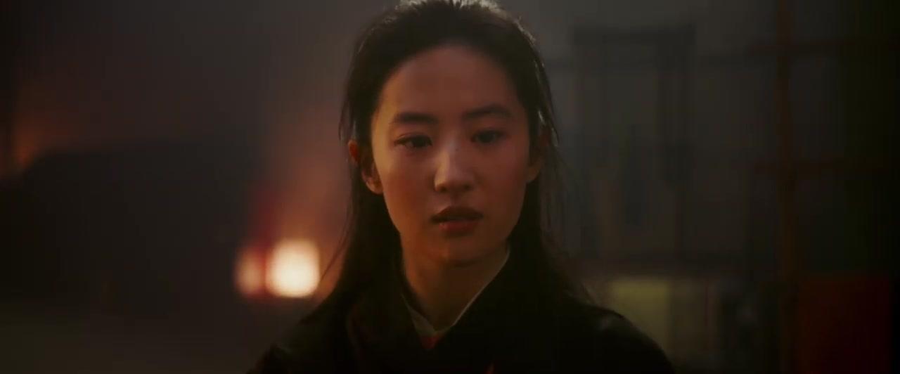 迪士尼新作《花木兰》影戏预密告布 刘亦菲主演