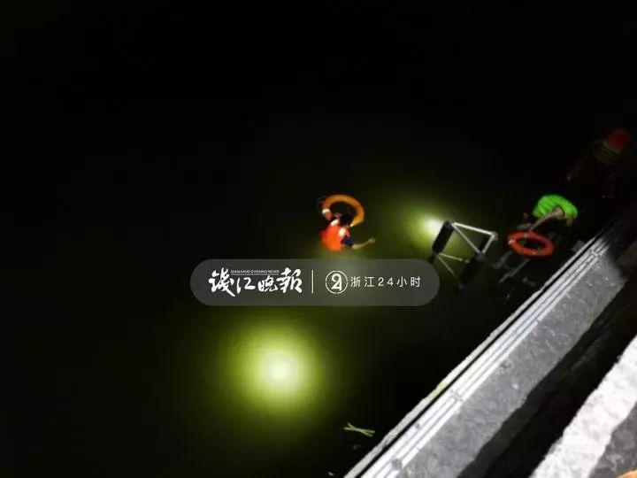 深夜小伙从西湖断桥一跃而下!现场打捞3个多小时,遗憾的是……