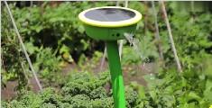 老外发明智能园丁机器人