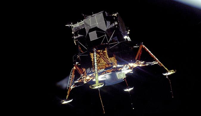 """阿波罗11号登月50周年 回顾""""人类一大步""""的珍贵瞬间"""