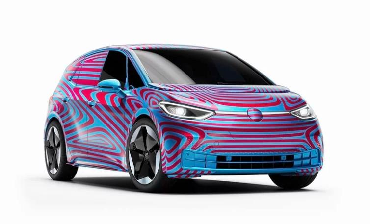 福特与大众将共享电动汽车与自动驾驶技术