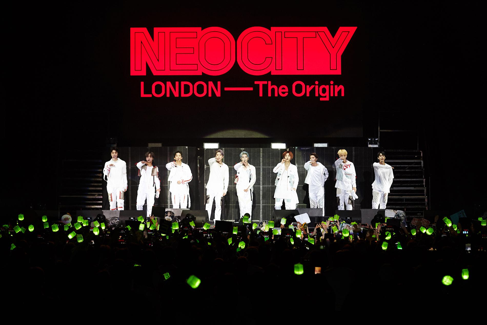 """NCT 127世界巡演 到达""""POP发源地""""英国"""